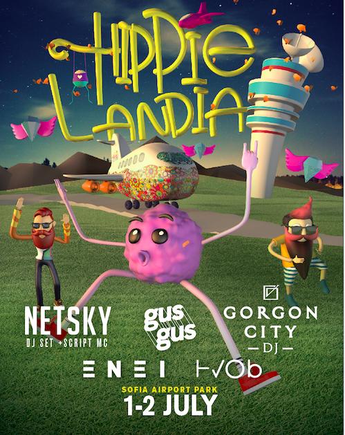 HippieLandia Festival 1-2 July