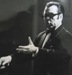 Maestro Zahari Mednikarov