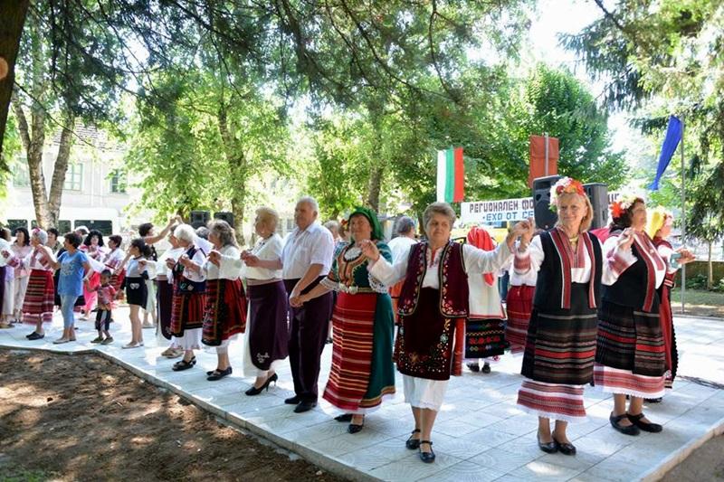 """Национален Фолклорен Фестивал """"Ехо от Северозапада"""""""