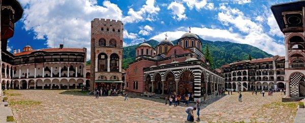 rila-monastery-Bulgaria