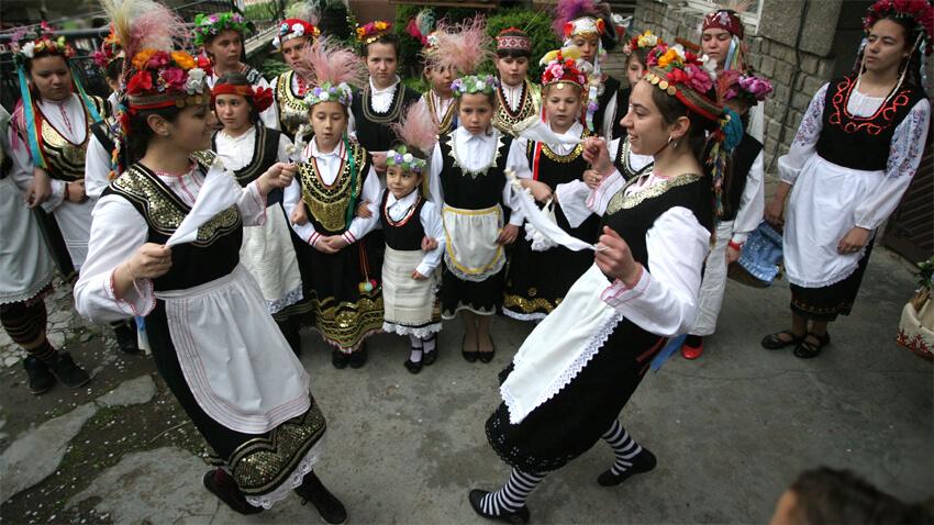 Общински събор на ромите - с. Средище