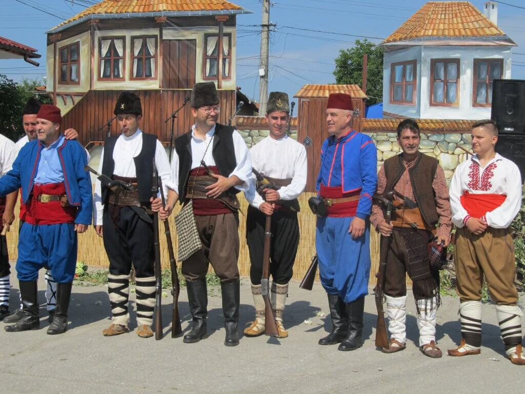 "Фестивал ""Хайдушка песен"", село Мерданя"