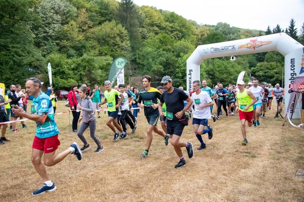 Ludogorie Marathon in June, 2021