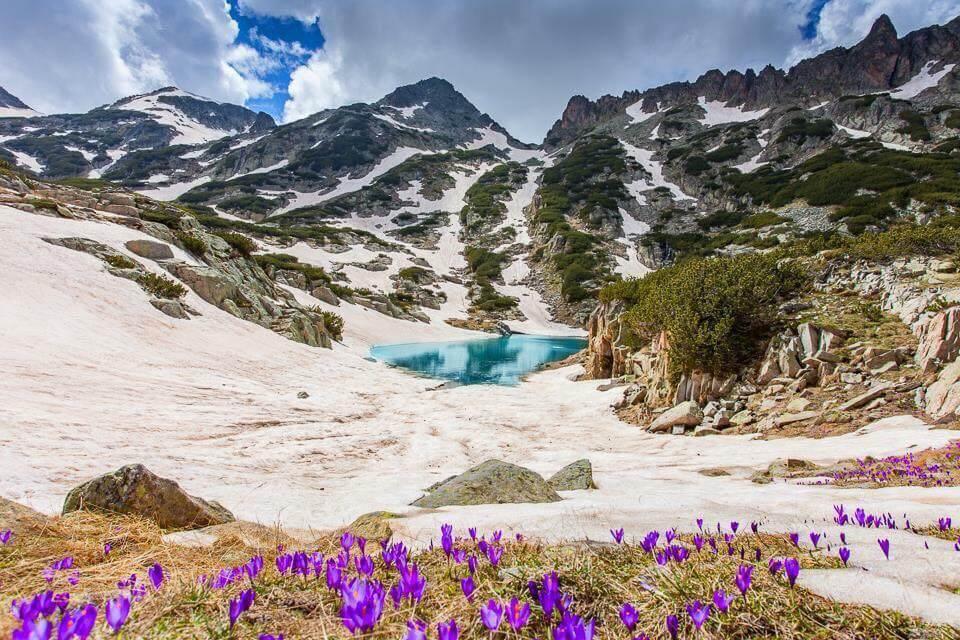 Почистване на Пирин планина