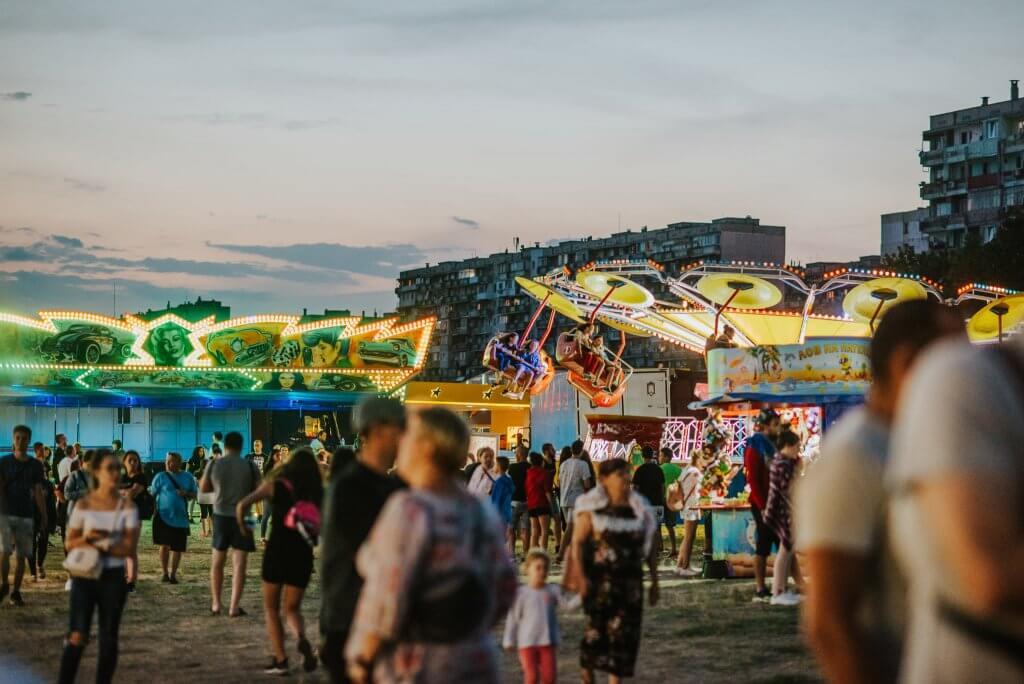 Празничен фестивал Виница