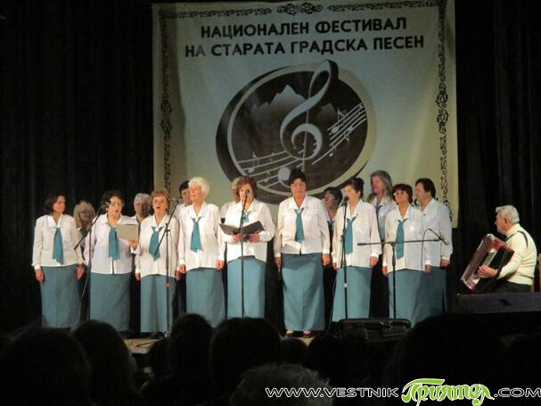 """XV Национален Фестивал на шлагерната и старата градска песен """"Пей сърце"""""""
