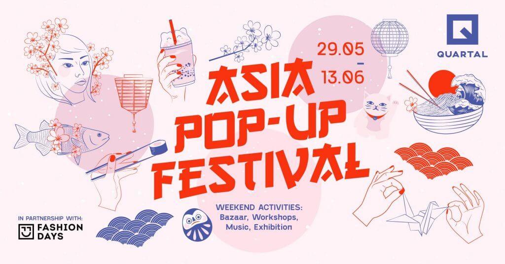 Asia Pop Up Festival