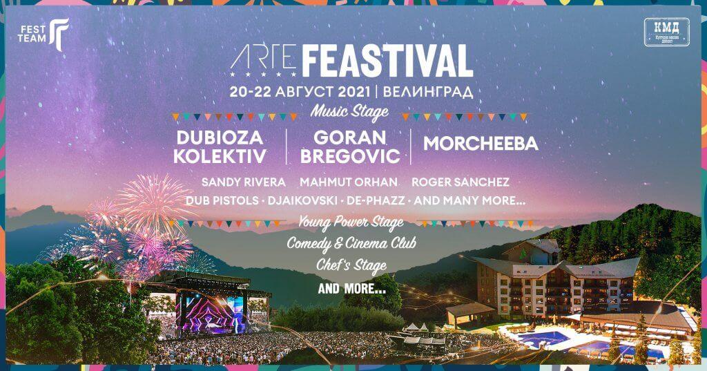 ARTE Feastival 2021